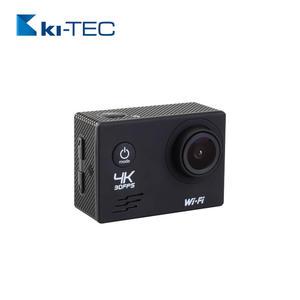 Ki-Tec ATQ1 4K-30fps Action Camera