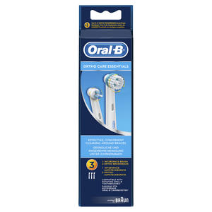 Oral-B Aufsteckbürsten Ortho Care Essentials Kit 3er