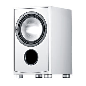Canton AS 85.3 SC SUBWOOFER weiß