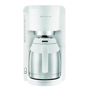 Rowenta CT3811 Edelstahl Thermo Kaffeemaschinen mit Isolierkanne