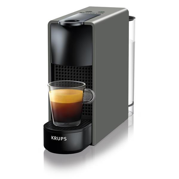 Krups XN110B Nespresso Essenza Mini grau