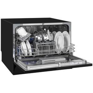 Exquisit GSP 206SW Tisch Geschirrspüler