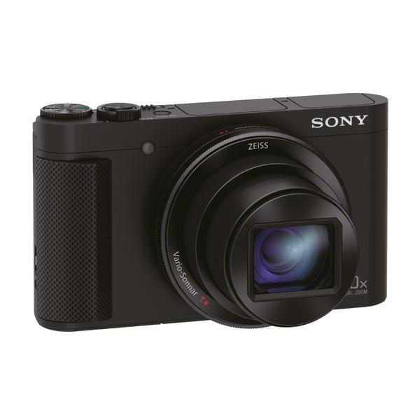 Sony DSC-HX90B Kompaktkamera 30fach Zoom, Sucher