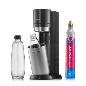 SodaStream Duo Wassersprudler titan Trinkwassersprudler