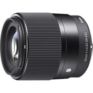 Sigma 30mm 1.4 DC DN Sony E-Mount Contemporary-Serie
