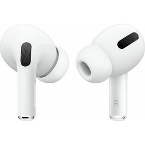 Apple AirPods Pro weiß MWP22ZM/A Kabellose Kopfhörer, kabelloses Ladecase