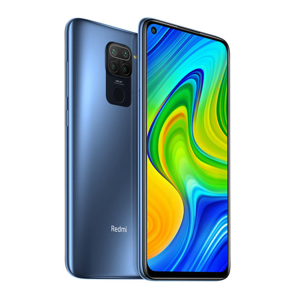 Xiaomi Redmi Note 9 Midnight Grey 4 GB RAM / 128 GB