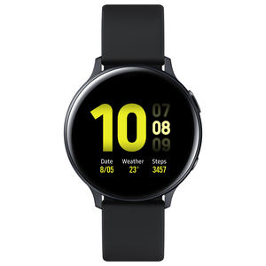 Samsung Galaxy Watch Active 2 LTE R825 Aluminium 44mm schwarz