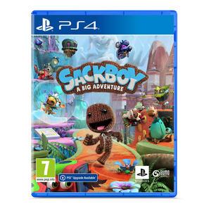 Sackboy: A Big Adventure PlayStation 4 9821328 PS4 PEGI 7