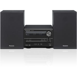 Panasonic SC-PM254EG-K schwarz Microanlage