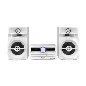 Panasonic SC-UX104EG-W weiss CD Mini System