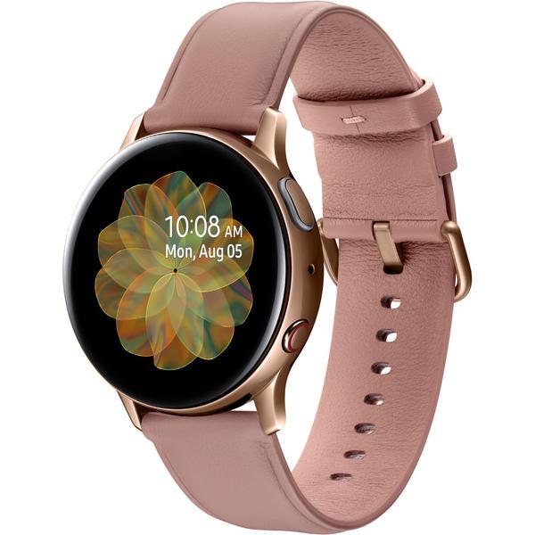 Samsung Galaxy Watch Active 2 gold LTE R835 Edelstahl 40mm gold