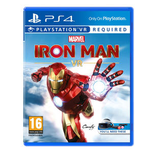 Marvel's Iron Man VR für Sony PS4 9942207 PlayStation 4 VR Spiel PEGI 16