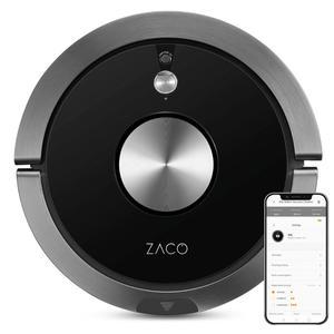 Zaco A9s Carbon Black Reinigungsroboter 501737 Carbon Black