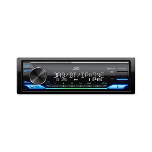 JVC KD-X472DBT Autoradio 1 DIN