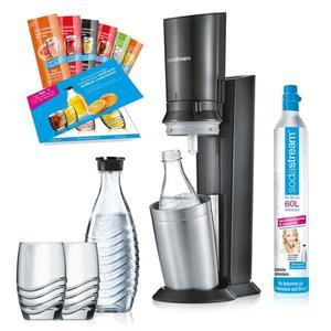 SodaStream Crystal 2.0 Promopack Trinkwassersprudler