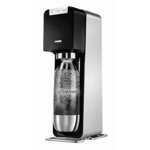 SodaStream Power schwarz Metall Trinkwassersprudler