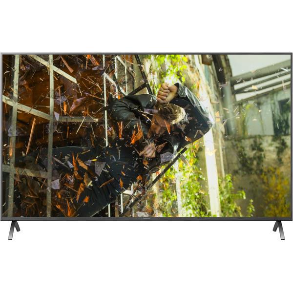 "Panasonic TX-55HXW904 Anthrazit 55""/139cm 4K HDR LCD TV Quattro Tuner Tw"