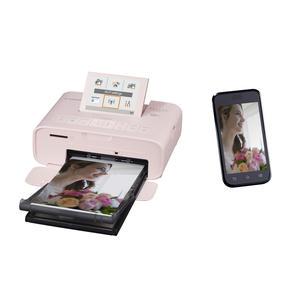 Canon Selphy CP1300 Pink Fotodrucker
