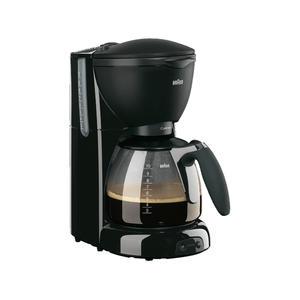 Braun Café House KF 560-1 Filterkaffeemaschine schwarz