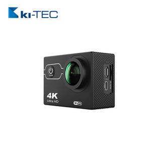 Ki-Tec ATQ306R 4K-30fps Actioncam