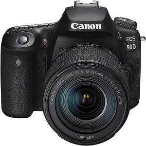 Canon EOS 90D +EF-S 18-135mm IS USM NANO Digitale SLR Kamera