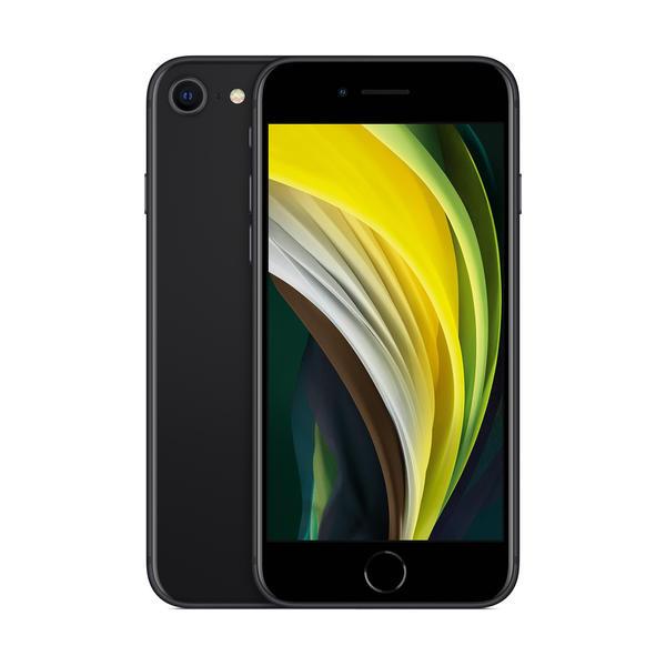 Apple iPhone SE (2020) 64GB Schwarz MHGP3ZD/A
