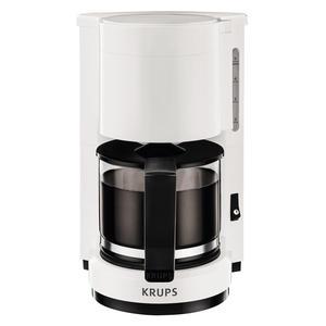 Krups F183 01 Aromacafe 5 Kaffeemaschine weiß