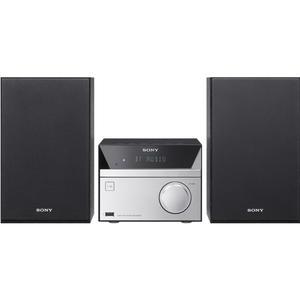 Sony CMT-SBT20 silber/schwarz Micro Systemanlage