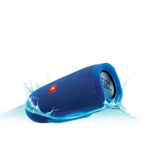 JBL Charge 3 blau spritzwasserfester Lautsprecher
