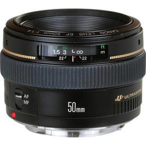Canon EF 50mm/1,4 USM Objektiv
