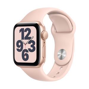 Apple Watch SE GPS 40mm Gold MYDN2FD/A Aluminiumgehäuse gold