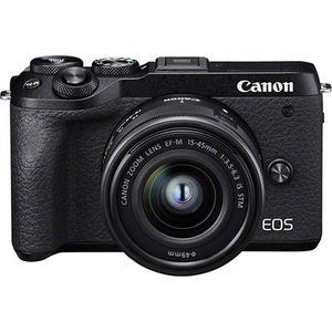 Canon EOS M6 Mark II+EF-M 15-45mm IS STM Systemkamera