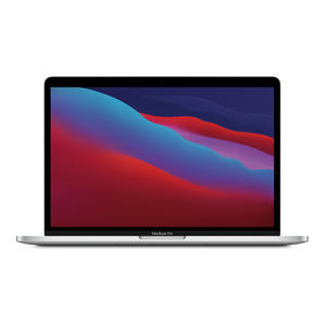 "Apple MacBook Pro 13.3"" M1 8/256 MYDA2 MYDA2D/A Silber mit Touchbar"