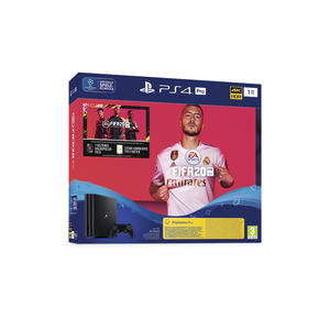 Sony PlayStation 4 Pro 1TB FIFA 20 9979401 inklusive FIFA 20, schwarz