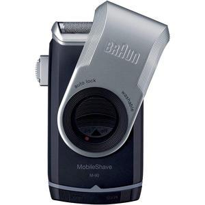 Braun MobileShave M90 silber/schwarz