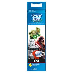 Oral-B Aufsteckbürsten StarWars 4er