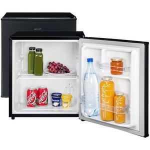 Exquisit KB 05-15 A++ Schwarz Mini Kühlschrank, Kühlbox,