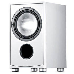Canton AS 84.2 SC SUBWOOFER weiß