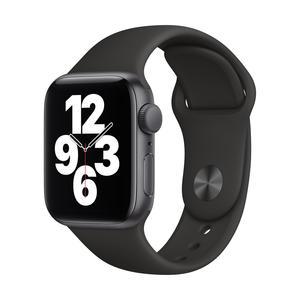 Apple Watch SE GPS 40mm Grau MYDP2FD/A Aluminiumgehäuse grau