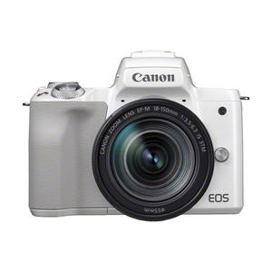 Canon EOS M50 weiss EF-M 18-150 Kit Systemkamera
