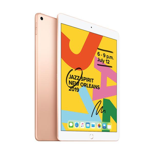 Apple iPad 10.2 WiFi 32GB Gold MW762 MW762FD/A gold/weiss