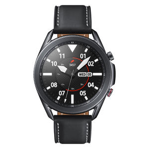 Samsung Galaxy Watch3 Edelstahl 45mm mystic black SM-R840NZKAEUB