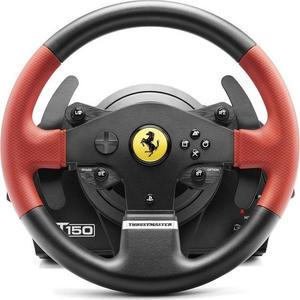 Thrustmaster T150 Ferrari 4160630 Lenkrad inkl. Pedal für PS3/PS4/PC