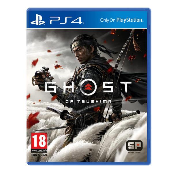Ghost of Tsushima PlayStation 4 9363507 PEGI 18