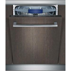 Siemens SX658D02ME Einbau Geschirrspüler vollintegriert 60cm, XL, edelstahl