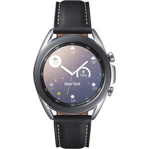 Samsung Galaxy Watch3 Edelstahl 41mm mystic silver SM-R850NZSAEUB