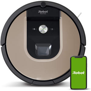 iRobot Roomba 974 Saugroboter, iRobot HOME-App
