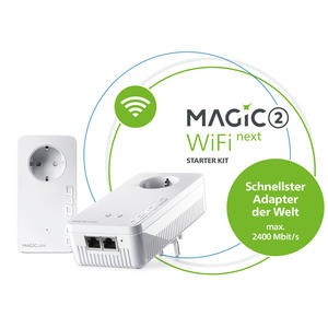 devolo Magic 2 WiFi next Starter Kit 8614