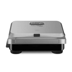 DeLonghi SW12A.CS silber Sandwich Maker/ Waffeleisen